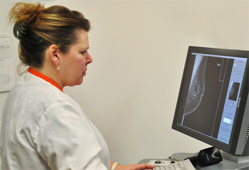 Mammography and X-Ray services at DotHouse Health